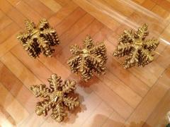 "Christmas toy ""snowflake"""