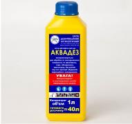 Дезинфицирующее средство АКВАДЕЗ концентрат 5л + 1л подарок