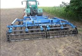 Disk harrow BDVP-2,4 trailed
