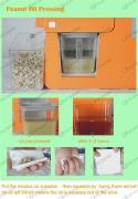Маслопресс шнековый для кухни KM
