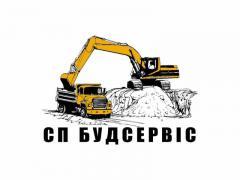 Оренда спецтехніки в м. Києві та області