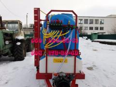 Reliable quality Polish sprayer for 2000 and 2500 liters. C