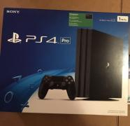 Sony PlayStation 4 Pro 1 TB / Xbox one & New Xbox one S