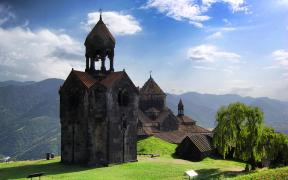 TOURS TO ARMENIA AND GEORGIA