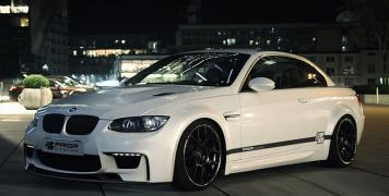 Tuning External Kit PD-M1 production Prior-Design for BMW 3-Series E92