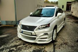 Tuning External New Aerobus for Wald Lexus RX in Kyiv