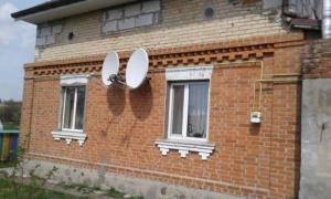 Urgent! Sale house in the center of the Makarov