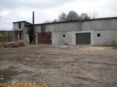 URGENT. Sold production and warehouse base