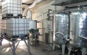 Used plant for production of Biodiesel 100 MT/month